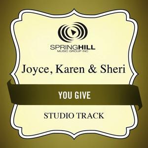 You Give (Studio Track)