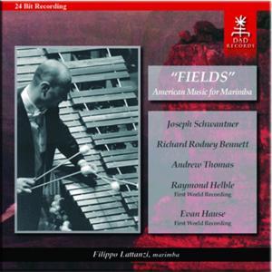 Fields : American Music for Marimba