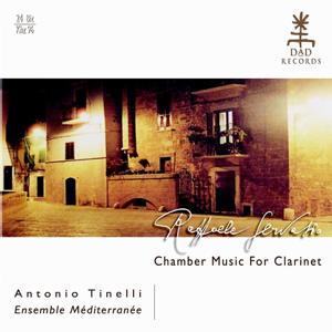 Gervasio: Chamber Music for Clarinet