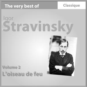 Stravinsky : L'oiseau de feu (Suite) - Divertimento, Symphonic Suite from the Ballet 'The Fairy's Kiss'