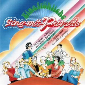Eine fröhliche Sing-mit-Parade