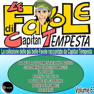 Le favole di Capitan Tempesta, vol. 6