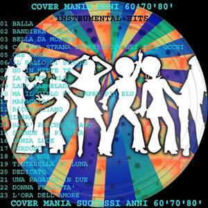 Cover Mania Anni 60-70-80 Instrumental Hits