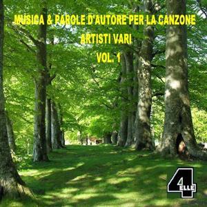 Musica e parole d'autore per la canzone, vol. 1