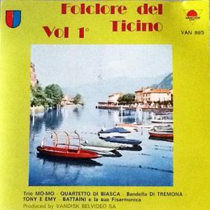 Folclore del Ticino, vol. 1