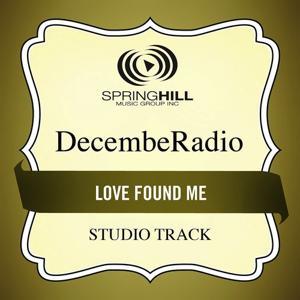 Love Found Me (Studio Track)