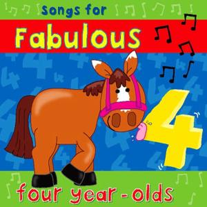 Songs for Fabulous Four Year Olds
