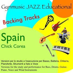 Spain Backing Tracks (Versione Per Lo Studio E L'esecuzione Per Strumento, Educational School)