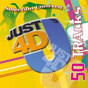 JUST4DJ's (50 Tracks Unmixed Original Dance Versions)