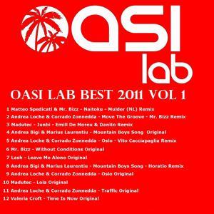 Oasi Lab Best 2011, Vol. 1