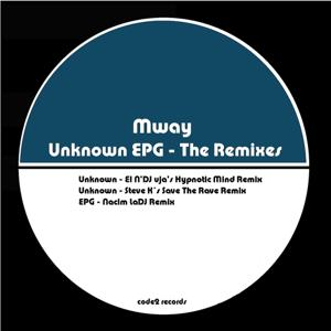 Unknown EPG (The Remixes)
