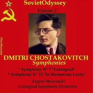 Chostakovitch: Symphonies (Vol. 2)