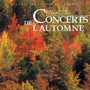 Concerts de l'automne