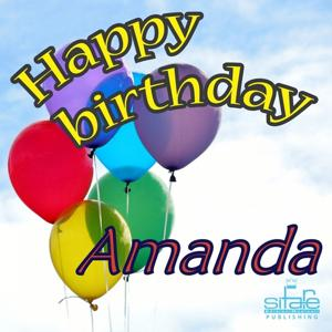 Happy birthday to you (Birthday Amanda)