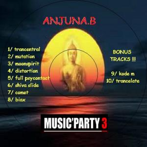 A trip to chakra (Live music party 3 - 10/02/12)