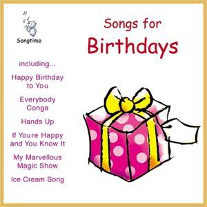 Songs for Birthdays