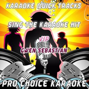 Karaoke Quick Tracks : VIP (Karaoke Version) (Originally Performed By Gwen Sebastian)