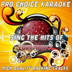 Sing the Hits of Eurythmics (Karaoke Version) (Originally Performed By Eurythmics)