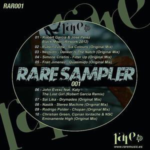 Rare Sampler 001