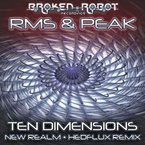 RMS & Peak: 10 Dimensions EP