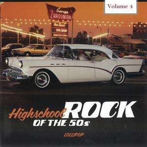 Highschool Rock of the 50's, Vol. 4