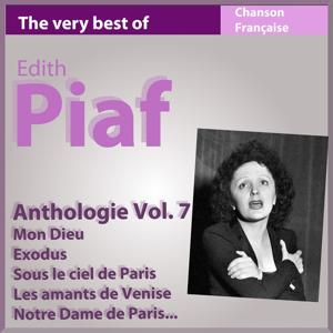 The Very Best of Edith Piaf (Anthologie, vol. 7)