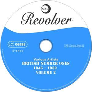 British Number Ones: 1945 - 1952, Vol. 2