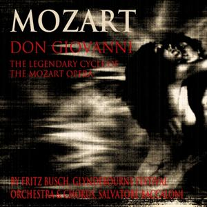 Mozart: Don Giovanni - The Legendary Cycle of the Mozart Operas