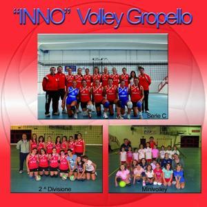 Volley Gropello (Inno - serie C, seconda divisione, minivolley)