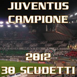 Juventus campione 2012 (30 scudetti)