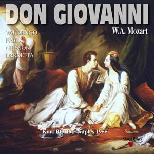 Mozart: Don Giovanni (Napoli 1955)