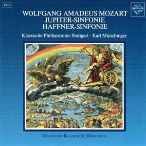 Mozart: Symphonies No. 41 in C Major KV 551