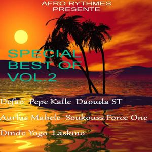 Special Best of Afro Rythmes (Vol. 2)