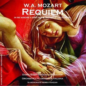 W. A. Mozart: Requiem in D Minor, K 626, per soli, coro e orchestra