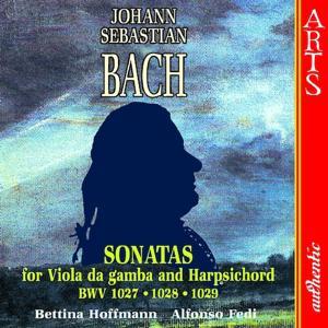 Bach: Sonatas for Viola da gamba and Harpsichord, BWV 1027, 1028 & 1029