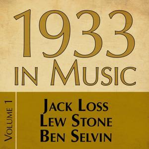 1933 in Music, Vol. 1