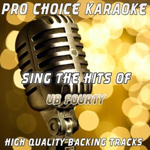 Sing the Hits of Ub40 (Karaoke Version) (Originally Performed By UB40)