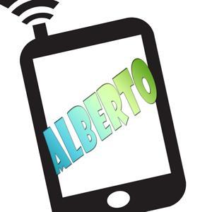 Alberto ti sta chiamando (La suoneria personalizzata per cellulare con il nome di chi ti chiama)