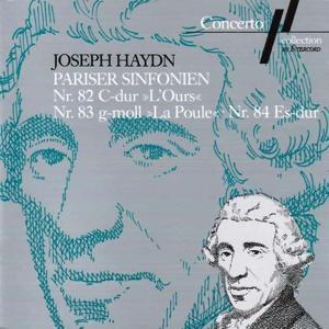 Haydn: Paris Symphonies No. 82, 83 and 84