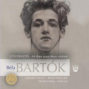Bartok : Contrastes et 44 Duos pour 2 violons