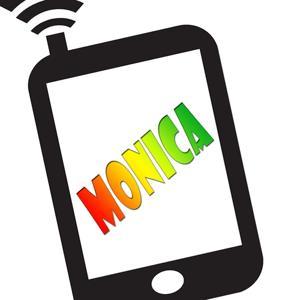 Monica ti sta chiamando - ringtones (La suoneria personalizzata per cellulare con il nome di chi ti chiama)