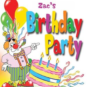 Zac's Birthday Party