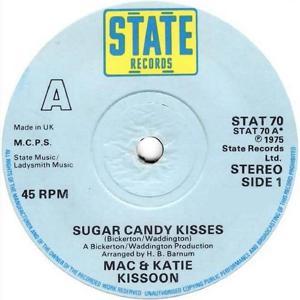 Sugar Candy Kisses