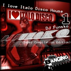 I Love Italo Disco House, Vol. 1
