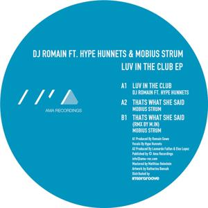 Luv In The Club EP