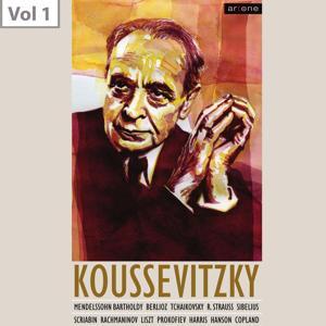 Sergey Koussevitzky, Vol. 1