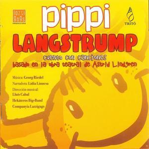 Ridel: Pippi Langstrump, Cuento Con Canciones