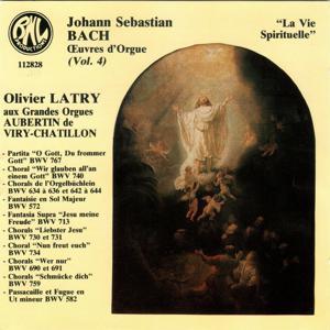 Bach: L'oeuvre d'orgue (La vie spirituelle)