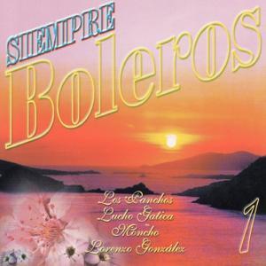 Siempre Boleros, Vol. 1