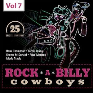 Rockabilly Cowboys, Vol. 7